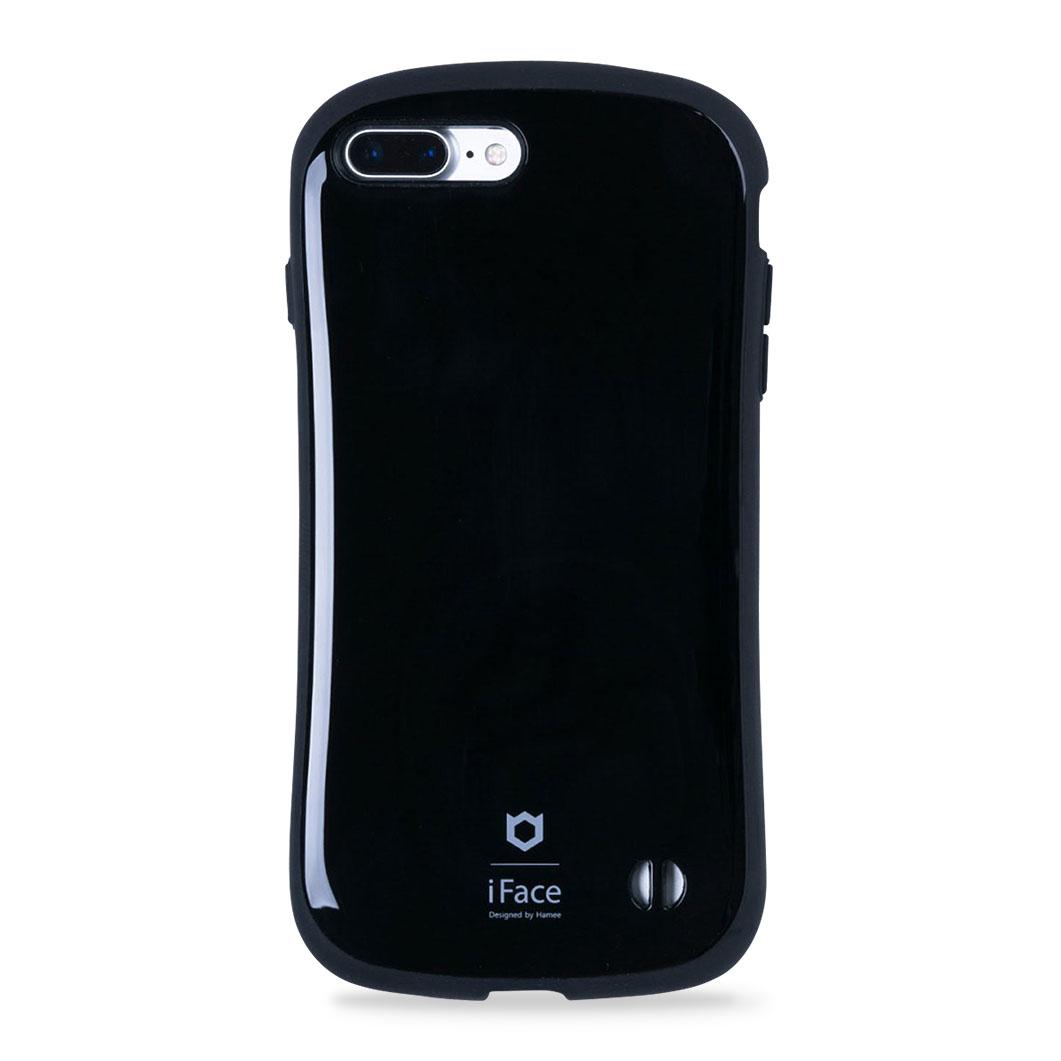 <MoMA> iFace iPhone 7 Plus ケース ブラック