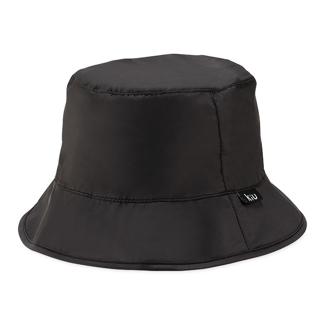 KiU バケット ハット ブラックの商品画像