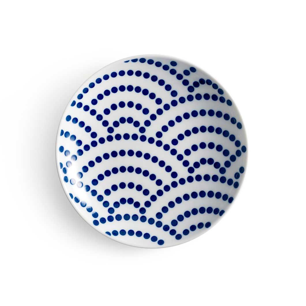 KOMON 取皿 青海波の商品画像