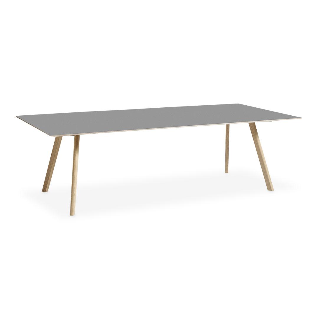 HAY コペンハーグ ダイニングテーブル グレーの商品画像