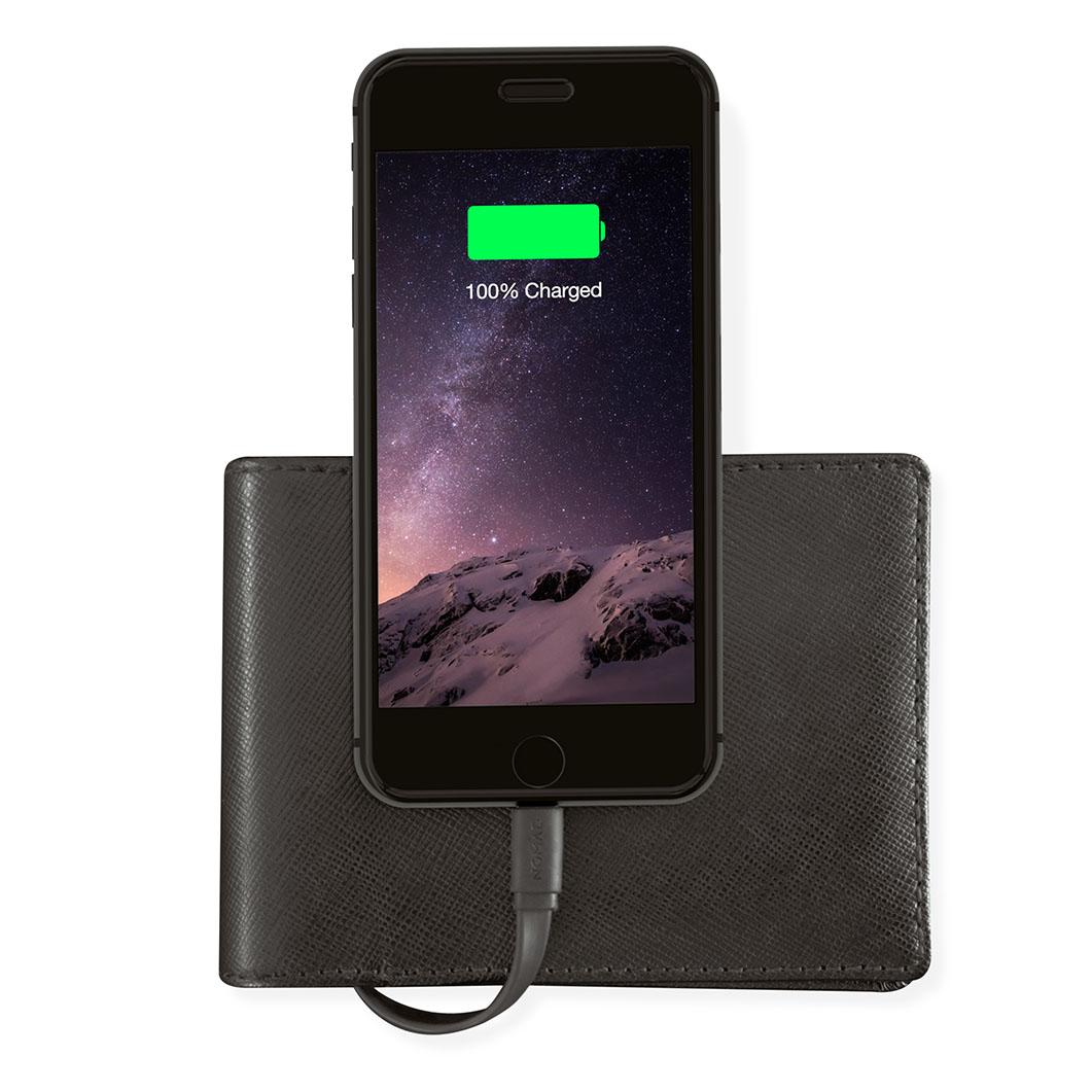 NOMAD ウォレット iPhoneチャージャーの商品画像