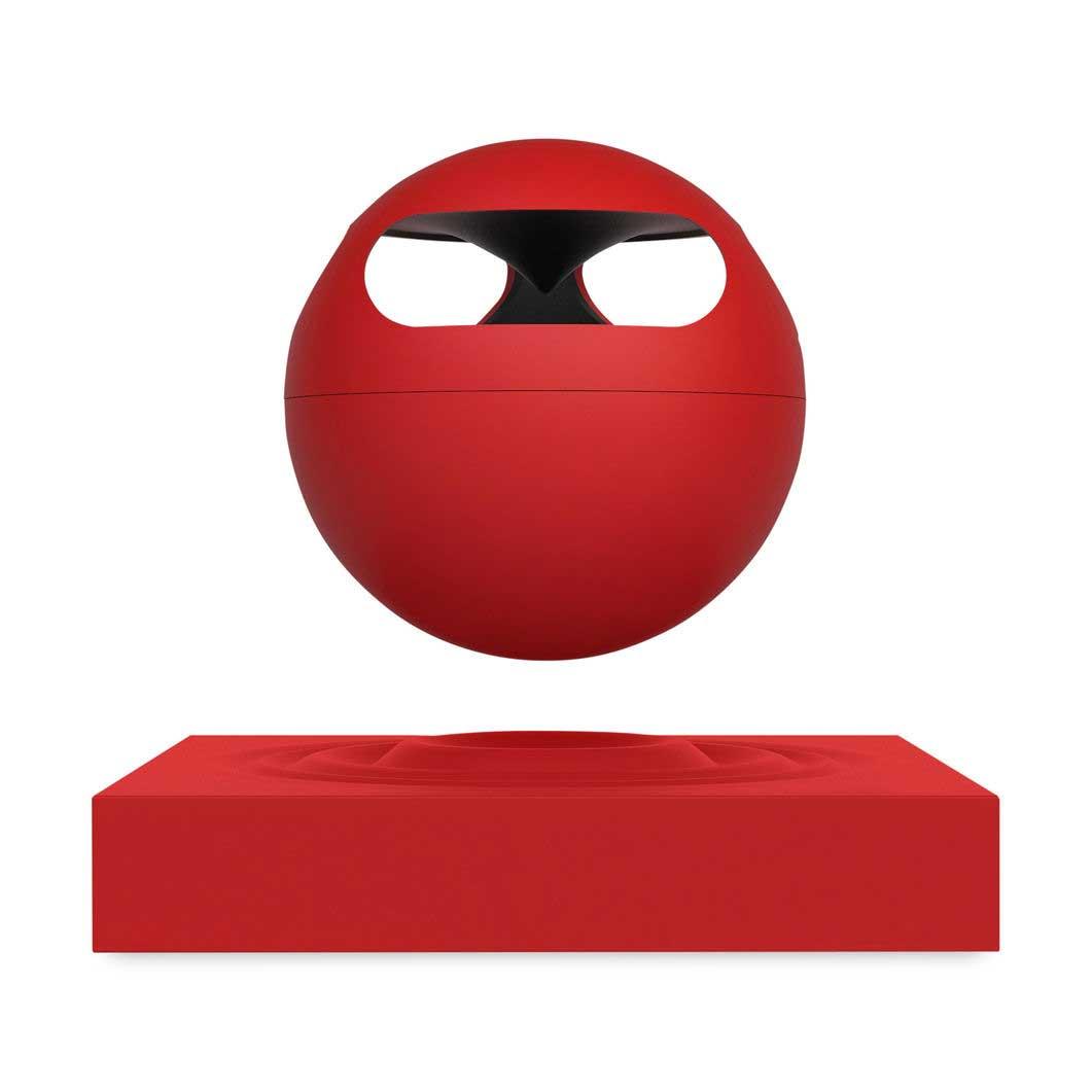 ワイヤレススピーカー ホバリック レッドの商品画像