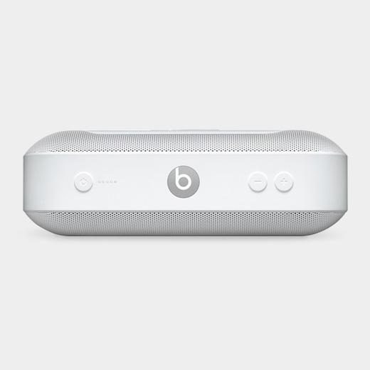 Beats Pill+ ポータブル スピーカー ホワイトの商品画像