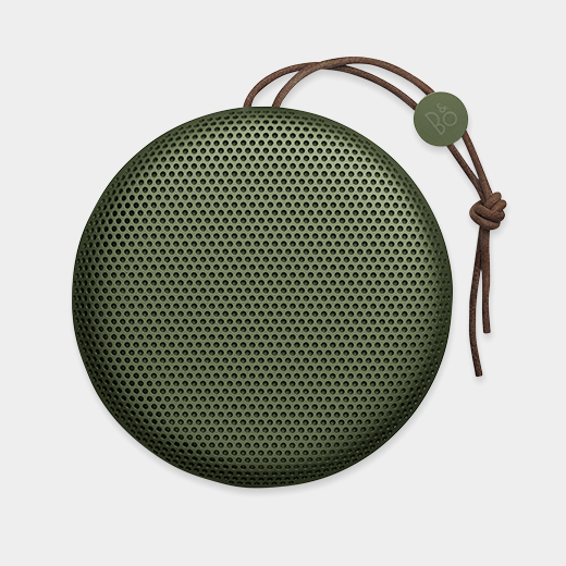 <MoMA> BeoPlay A1 ポータブルスピーカー グリーン