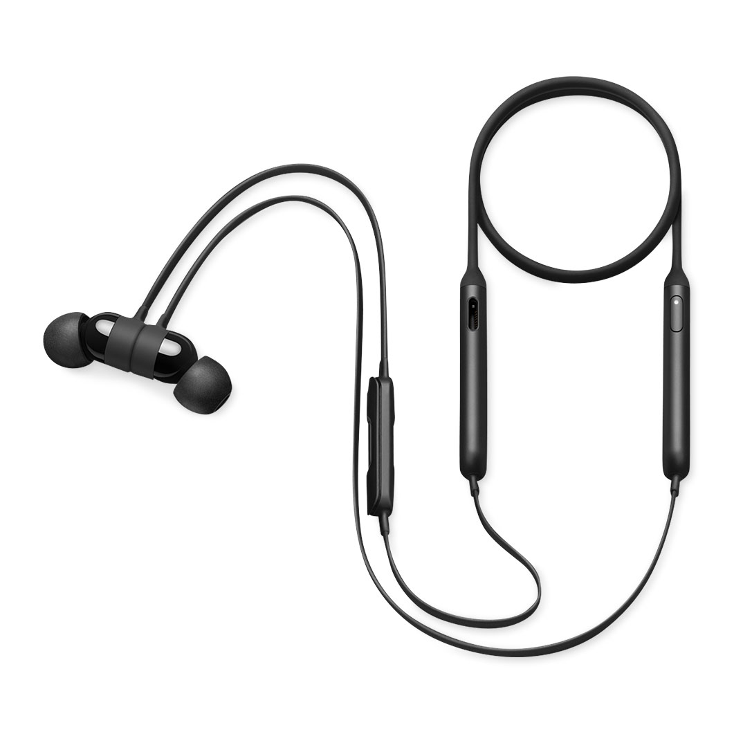 BeatsX Bluetoothイヤフォン ブラックの商品画像