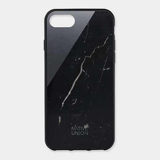 Native Union iPhone 7 ケース マーブルブラック