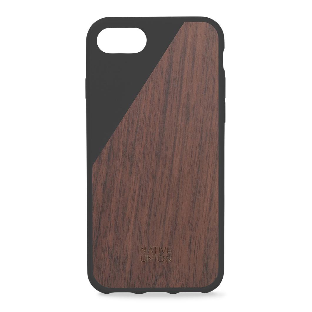 Native Union iPhone 7 ケース ウッドブラック