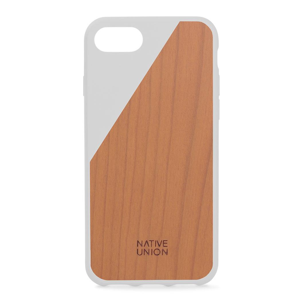 Native Union iPhone 7 ケース ウッドホワイト