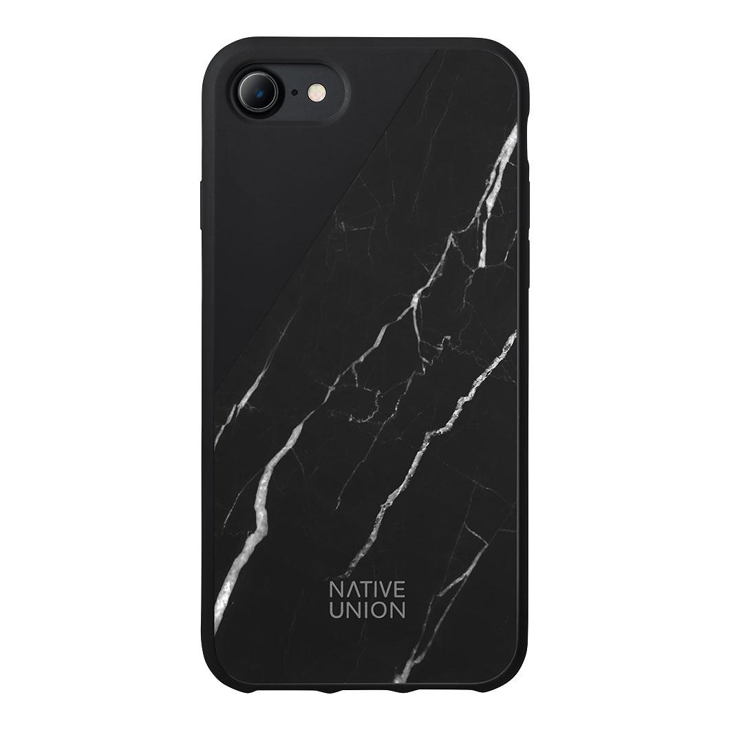 Native Union iPhone 8 ケース マーブルブラックの商品画像
