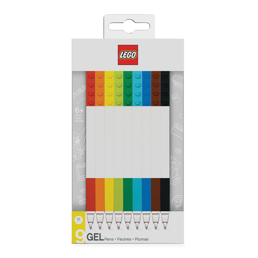 LEGO ボールペン 9色セットの商品画像