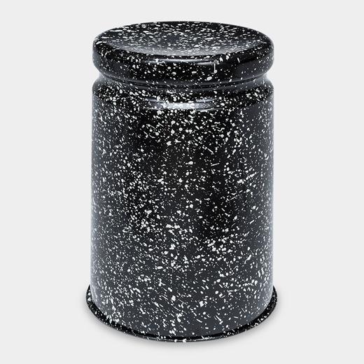 ラスト スプラッター スツール ブラックの商品画像