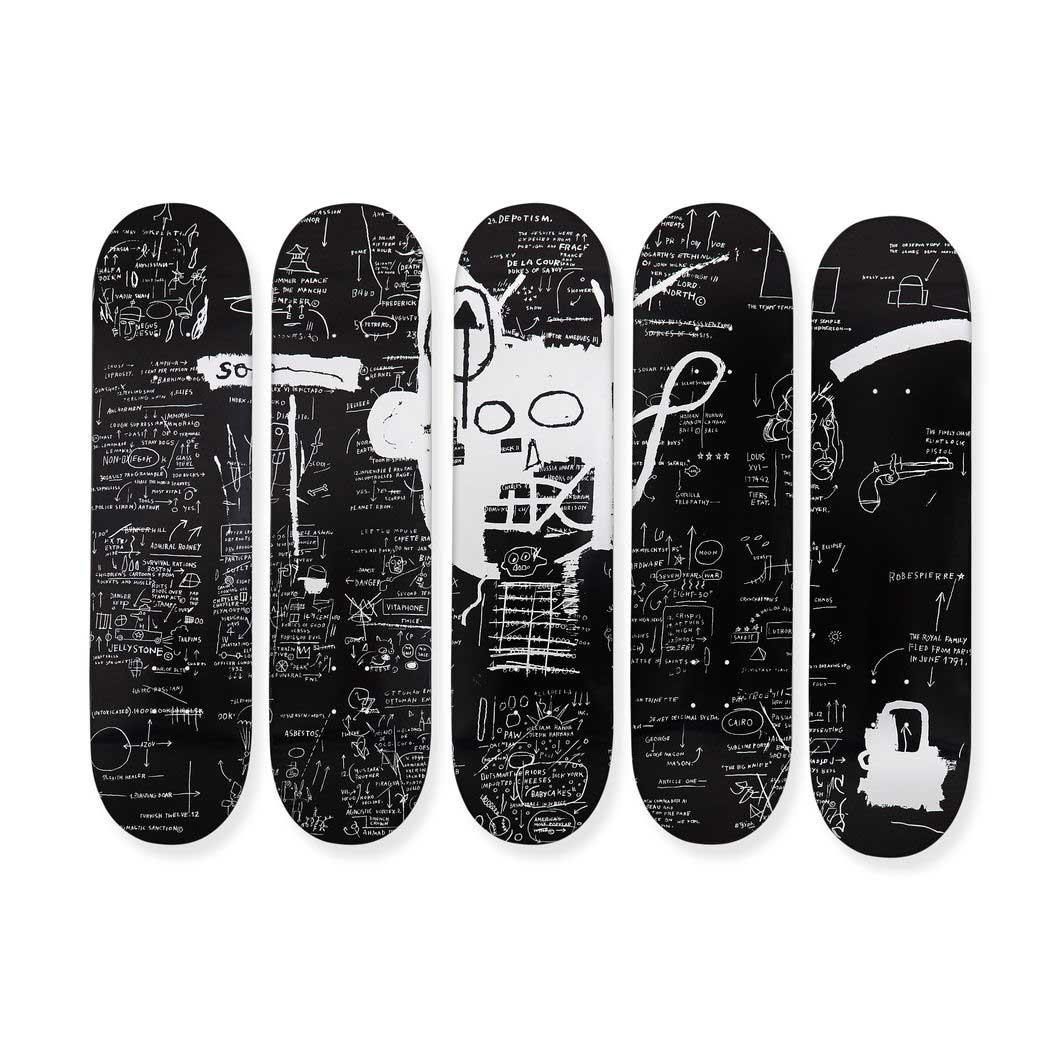 バスキア:スケートボード Demonの商品画像