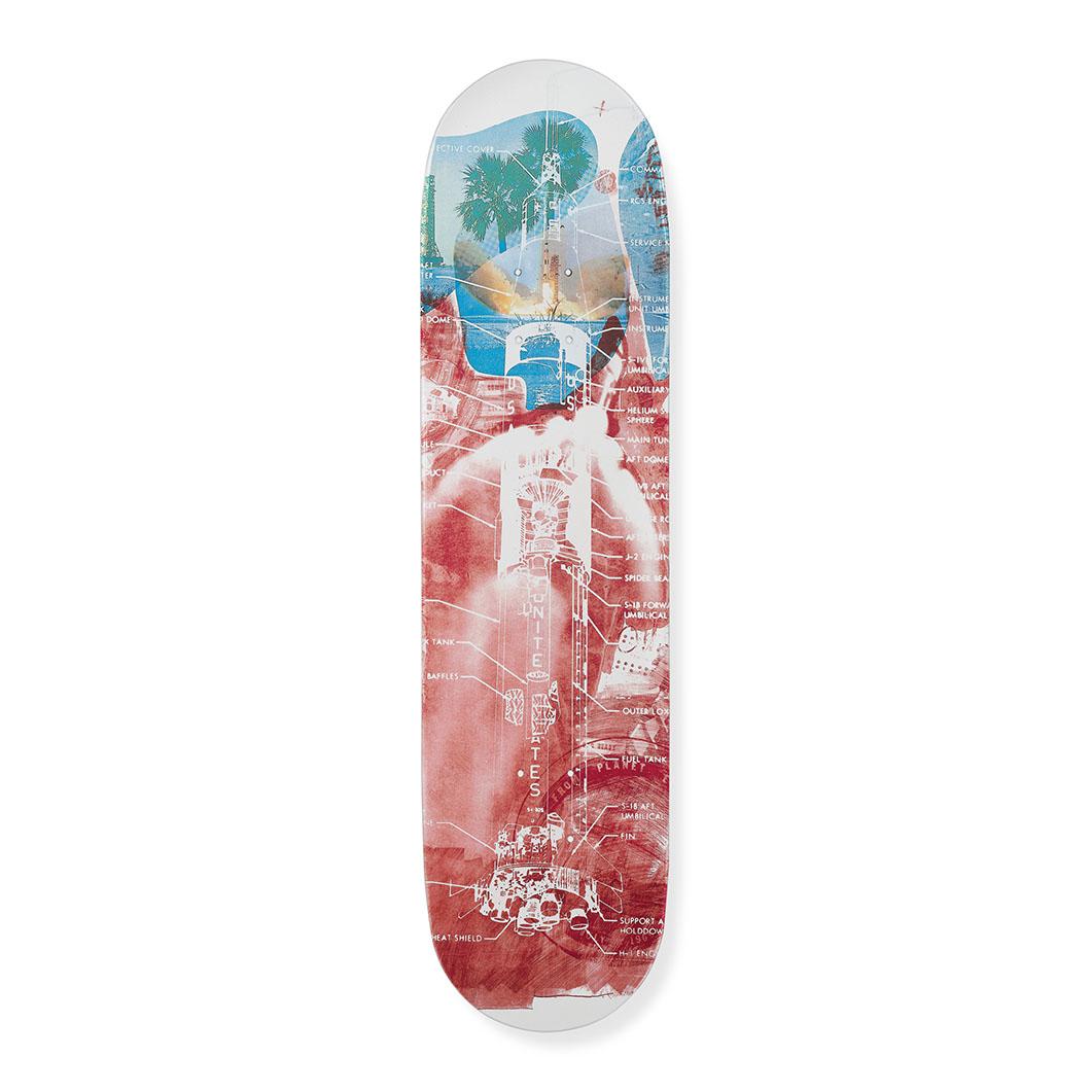 ロバート・ラウシェンバーグ:スケートボード Sky Gardenの商品画像