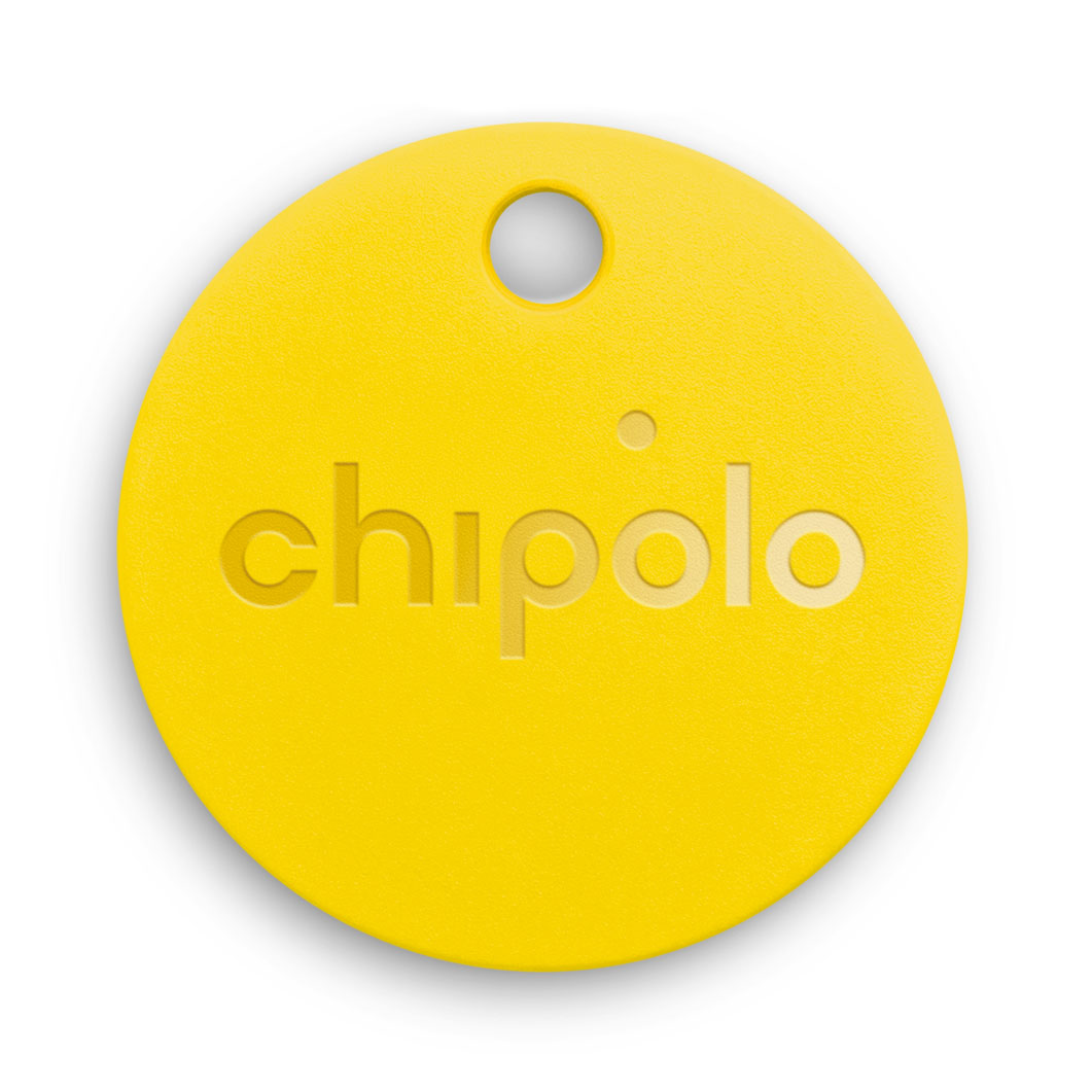 Chipolo Plus ロケーター 2nd イエローの商品画像