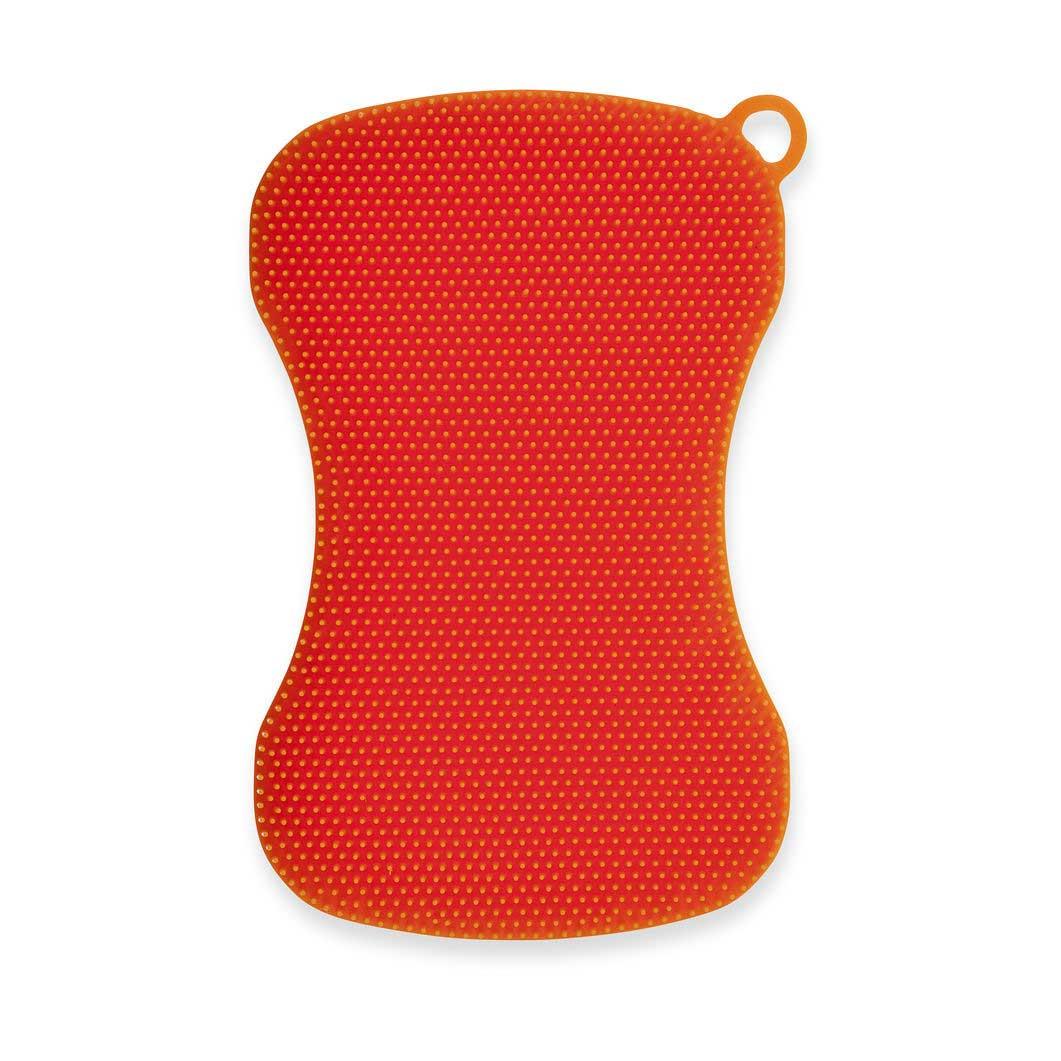 シリコン スクラバー オレンジの商品画像