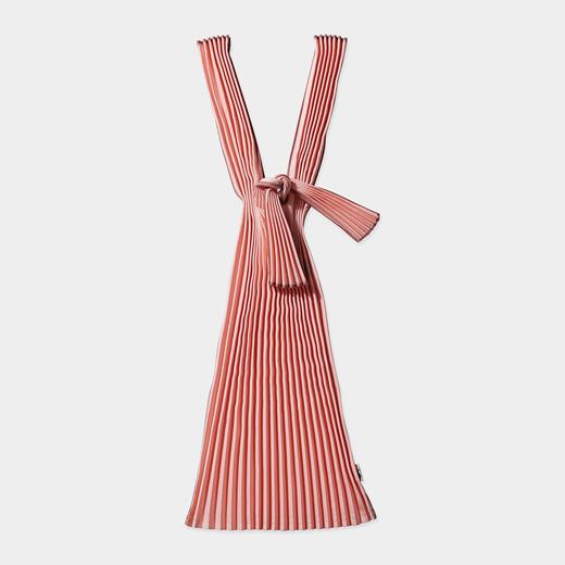 PLECO プリーツバッグ S ピンクの商品画像