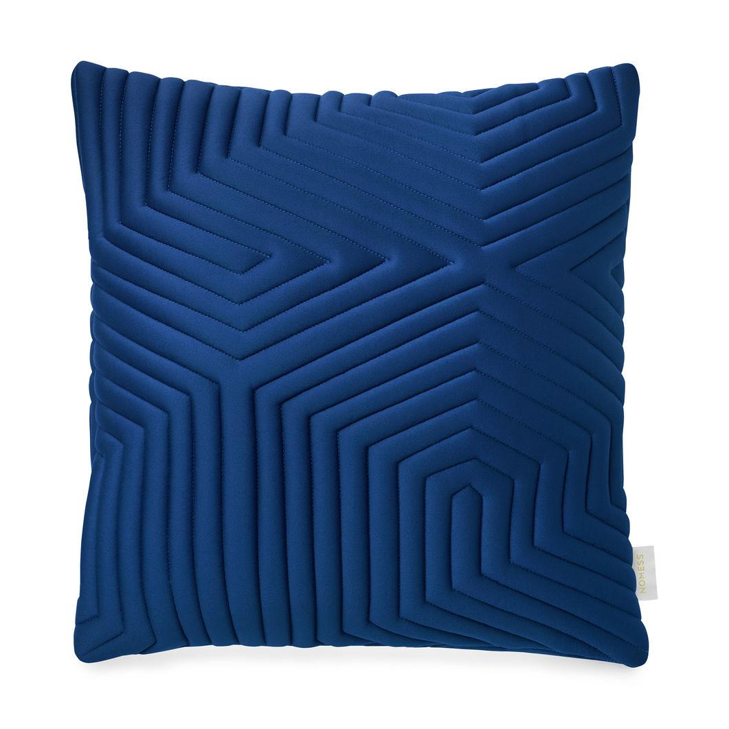 オプティカル メモリー クッション ブルーの商品画像