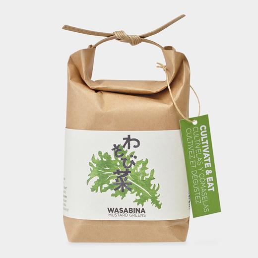 Rice Bag 栽培キット わさび菜の商品画像