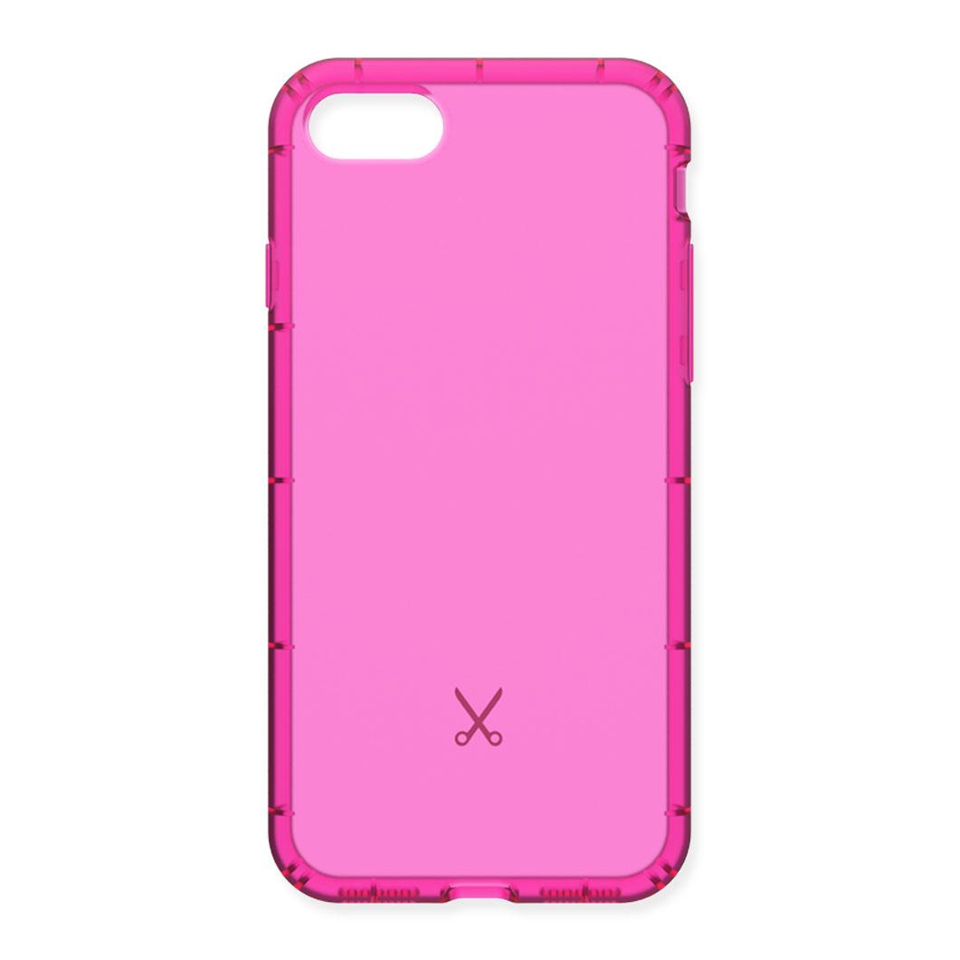 PHILO エアーショック iPhone7ケー ス ピンクの商品画像