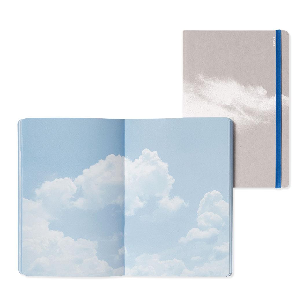 ヌーナ ノートブック クラウド ブルーの商品画像