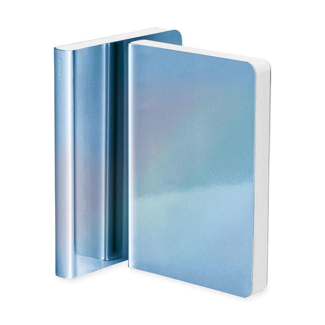 ヌーナ ノートブック ホログラム ブルーの商品画像