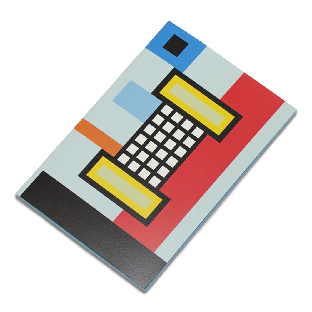 ラバーバンド パスクエ ノートブック ブルーの商品画像