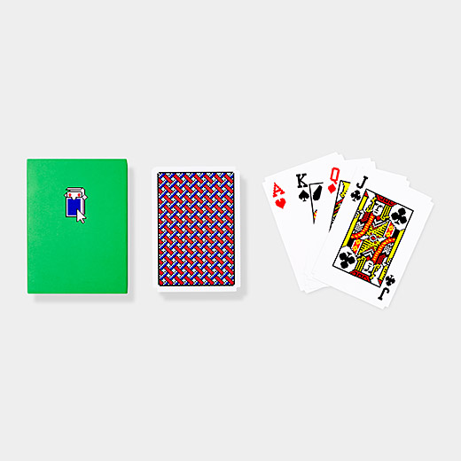 MoMA STOREソリティア カード
