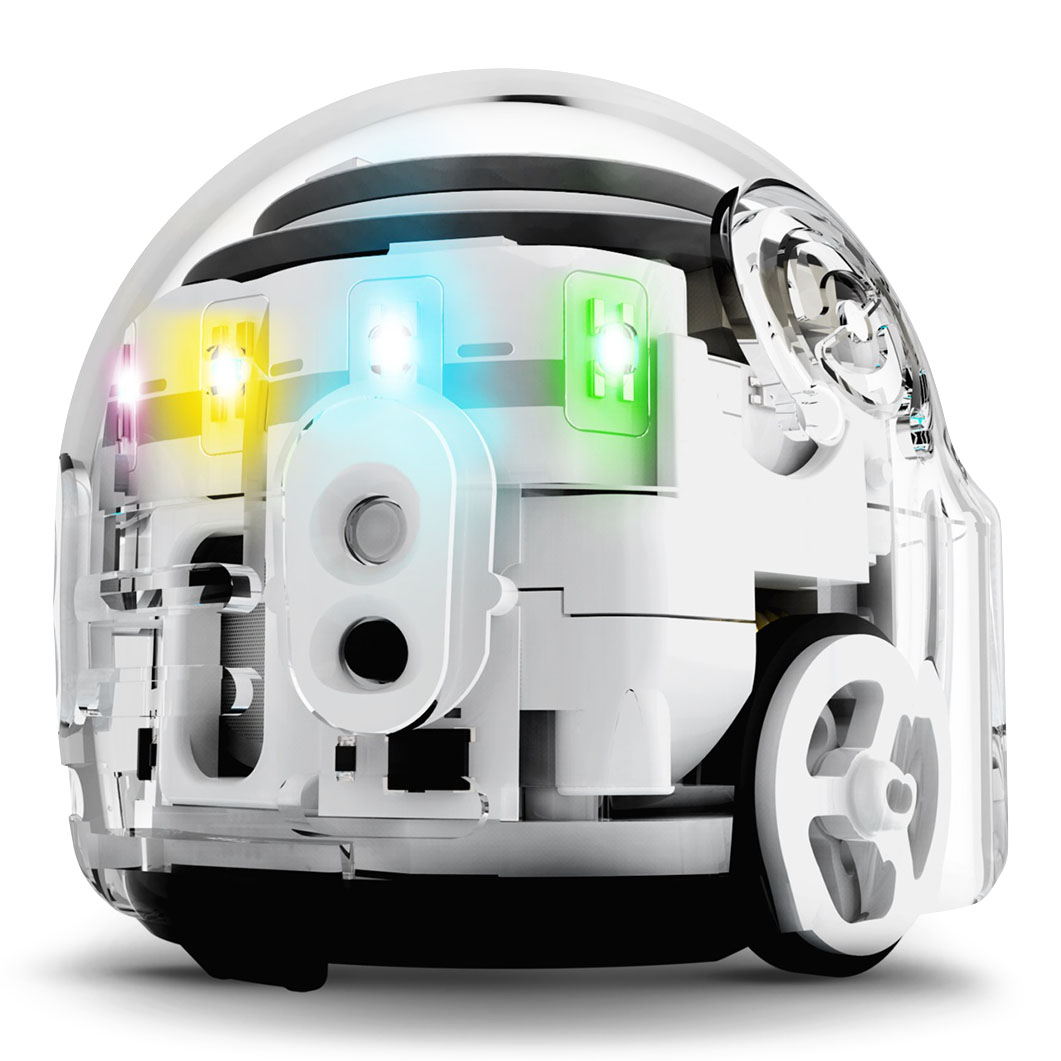 Ozobot Evo クリスタルホワイトの商品画像