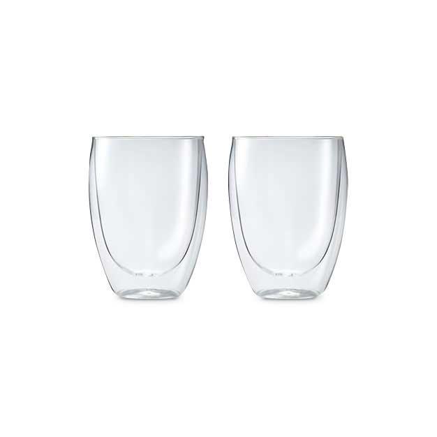 PAVINA ダブルウォールグラス 350ml (2個セット)の商品画像
