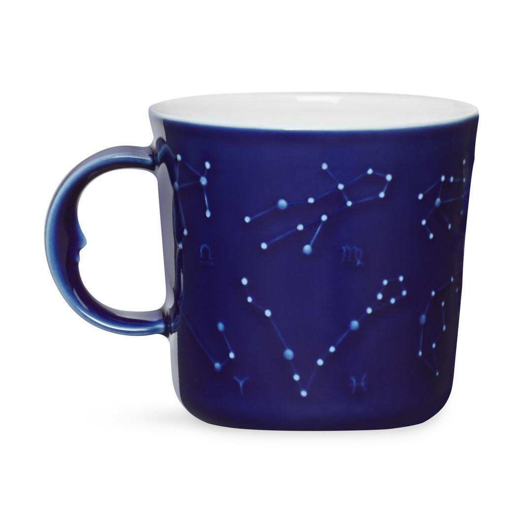 星座 マグ ブルーの商品画像