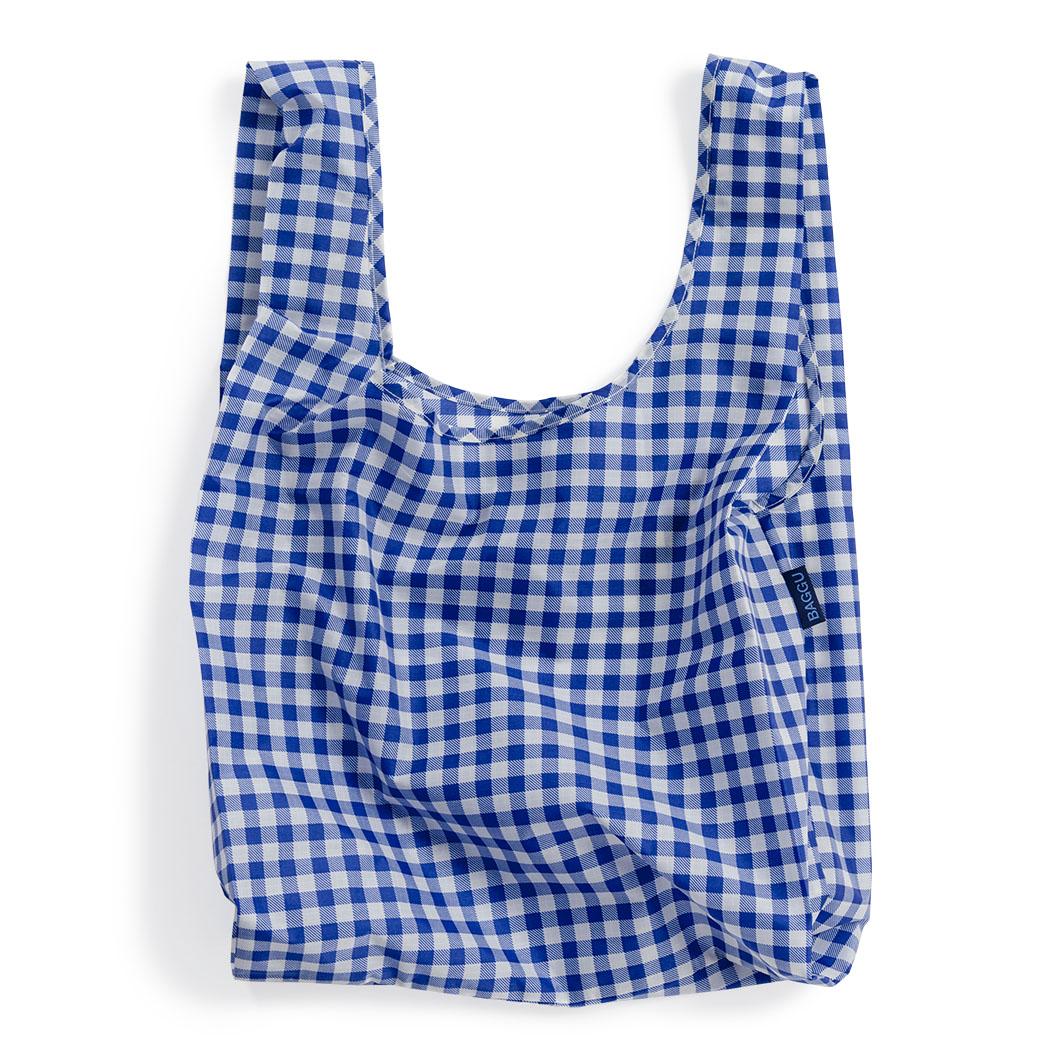 BAGGU スタンダード ギンガム ブルーの商品画像