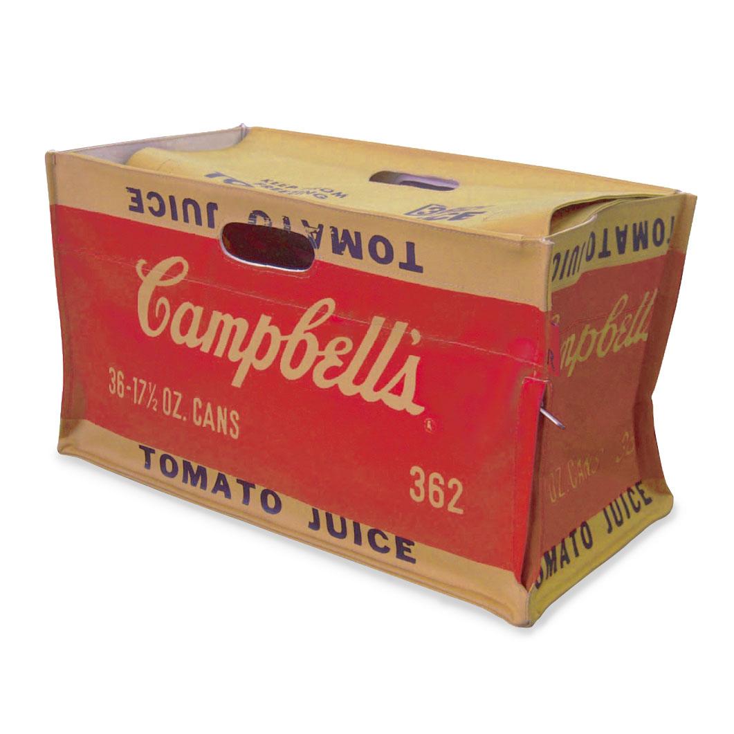 ウォーホル:Campbells ボックス バッグの商品画像