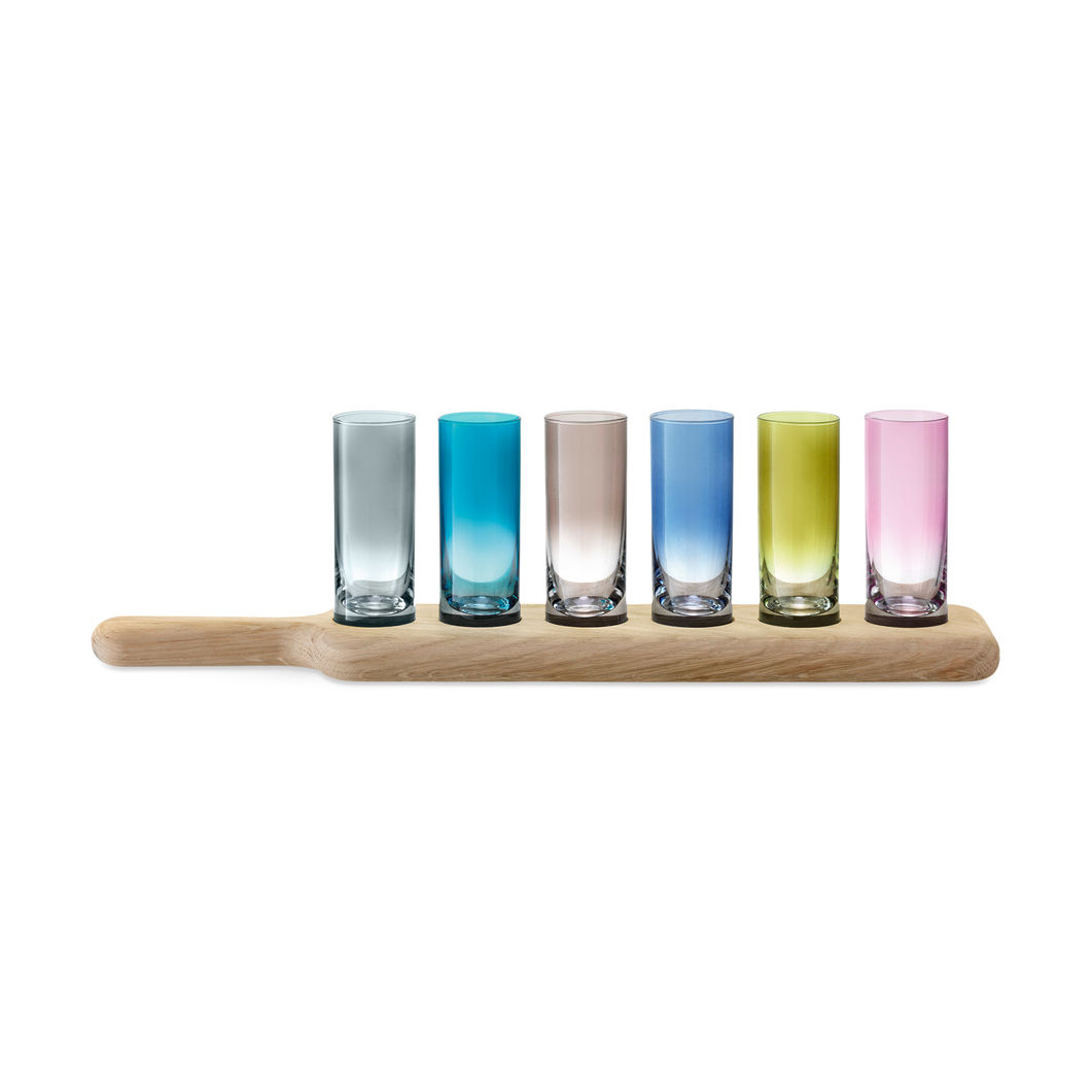 パドル ショットグラス(6個セット)の商品画像