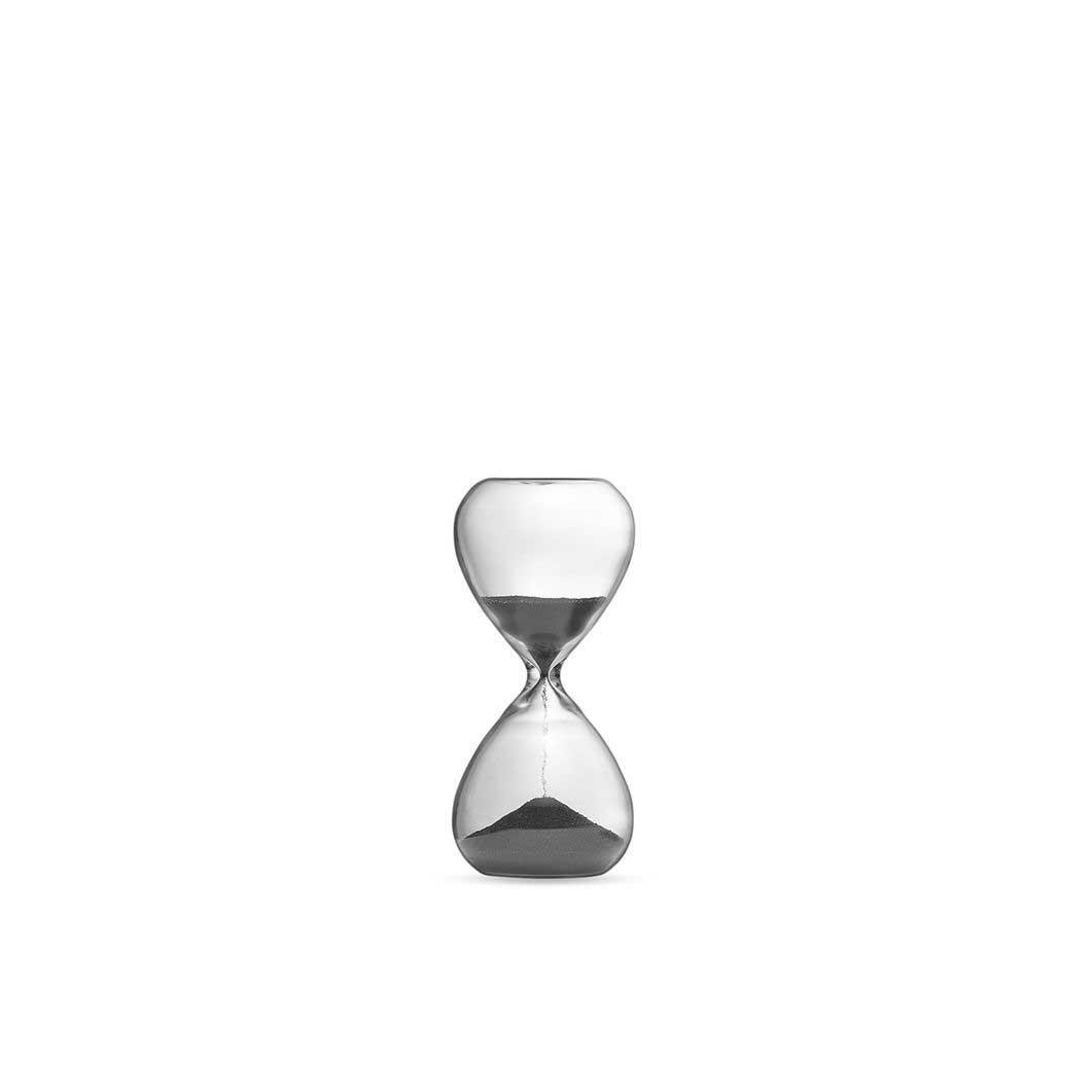 ColorPLAY 砂時計 3min クリア/ブラックの商品画像