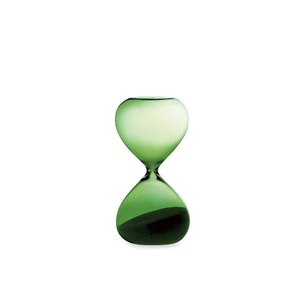 <MoMA> ColorPLAY 砂時計 5min グリーン