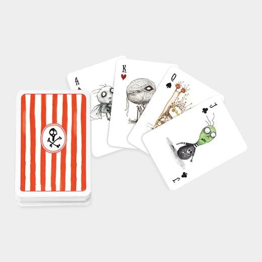 Tim Burton トランプの商品画像