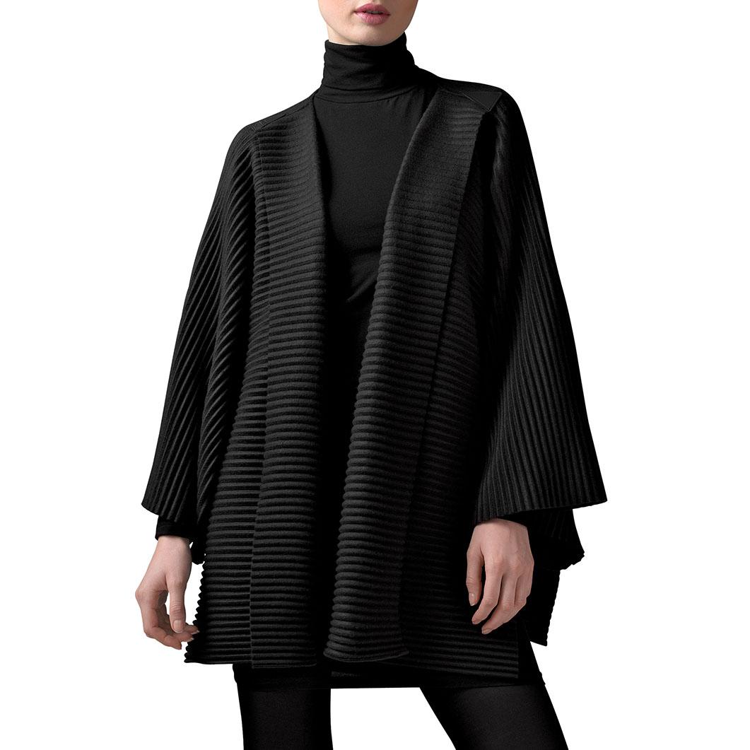 プリースジャケット ブラックの商品画像