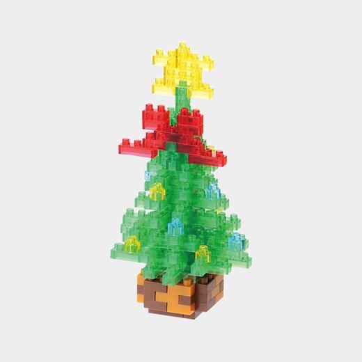 ナノブロック クリスマスツリーの商品画像