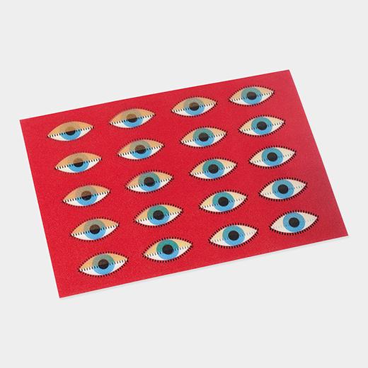 HAY 3Dポストカード Blinkの商品画像