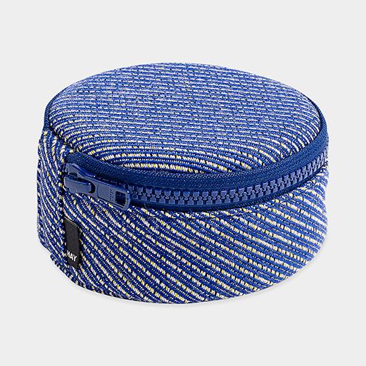 HAY Casette ポーチ S ブルーの商品画像