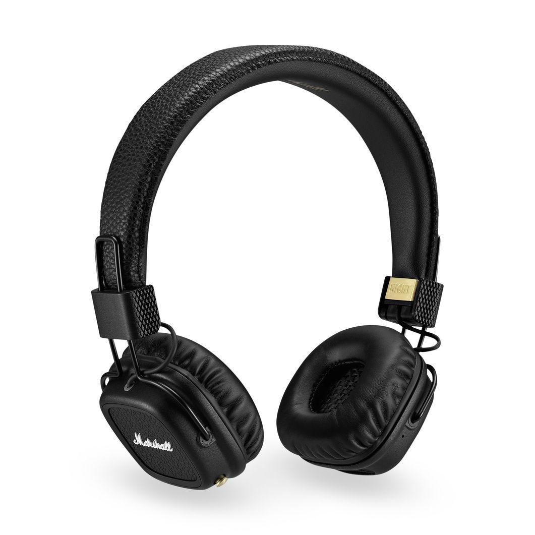 MoMA STOREMarshall Major II Bluetoothヘッドフォン ブラック
