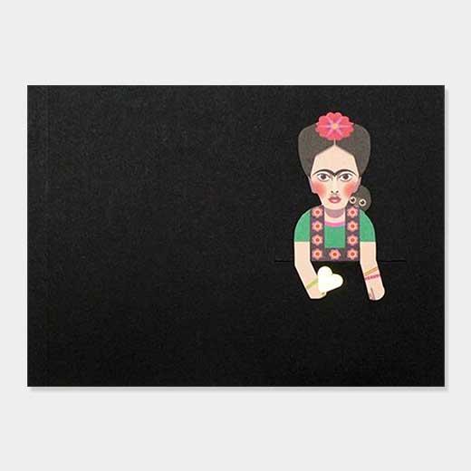 アーティストゴールドスケッチ カーロの商品画像