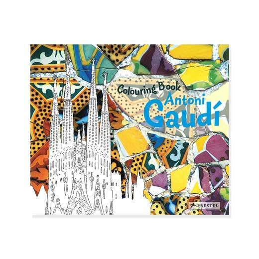 カラーリングブック ガウディの商品画像