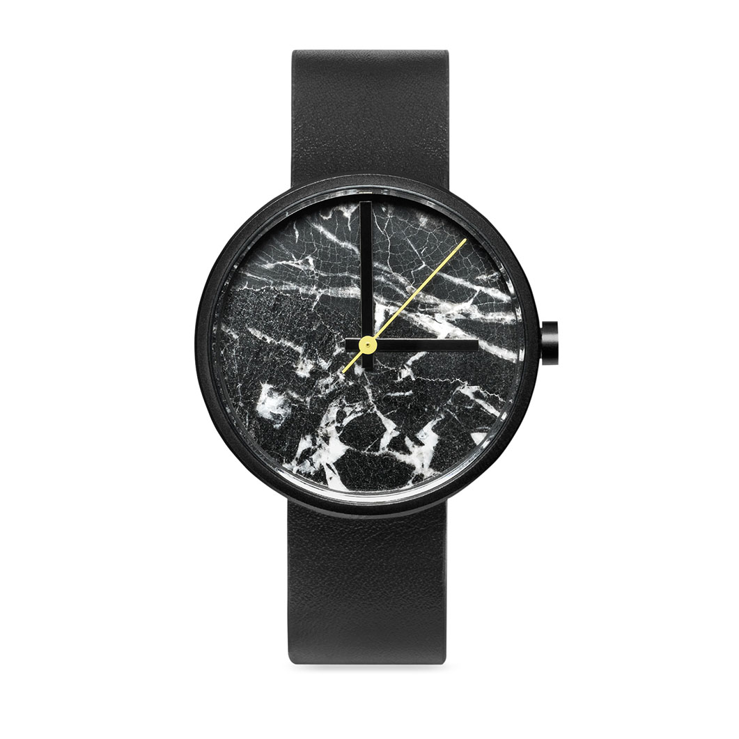 AARK マーブル ウォッチ ブラックの商品画像