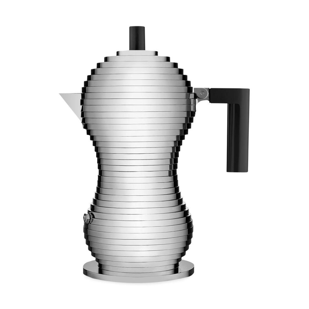 ALESSI Pulcina エスプレッソメーカー 3カップ ブラックの商品画像
