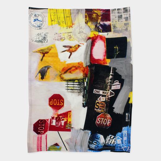 ラウシェンバーグ:ティータオルの商品画像