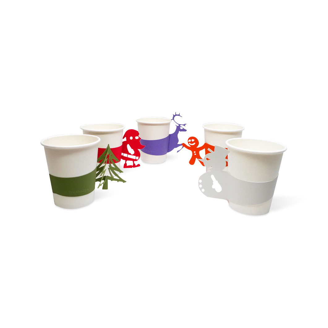 Cups With Bite クリスマスの商品画像