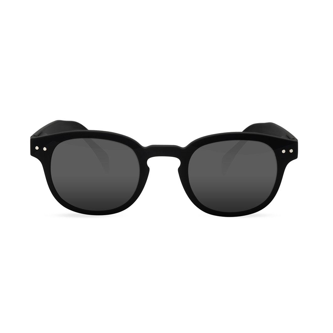 IZIPIZI サングラス#C ブラックの商品画像