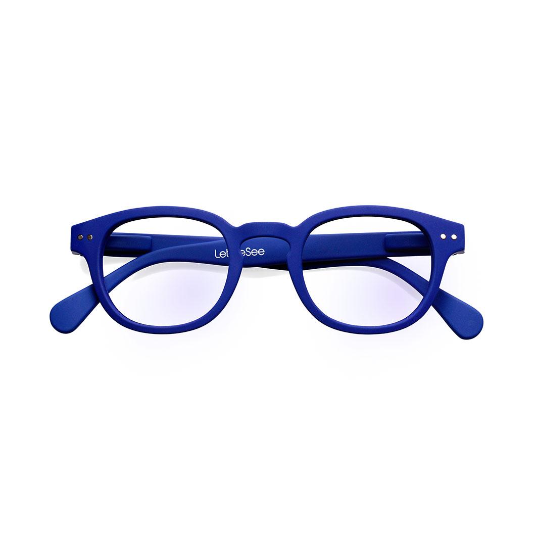 IZIPIZI PCグラス#C ブルーの商品画像