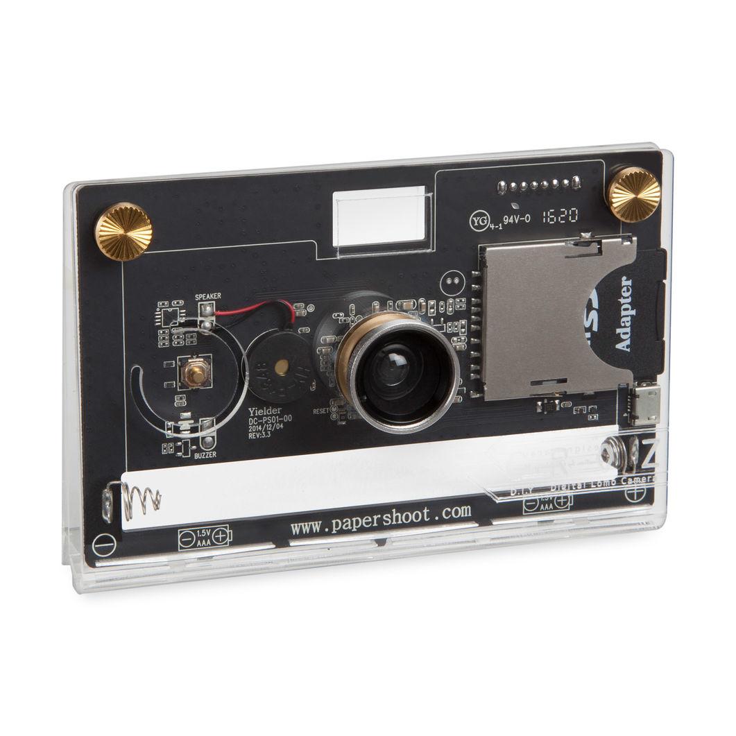 CROZ DIYカメラ トランスペアレントの商品画像